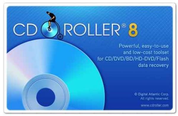 Основной особенностью действия программы CD CDRoller - это.